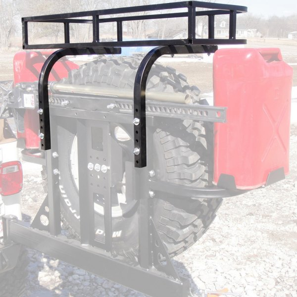 LoD Offroad® - Signature Series Raw Track Rack