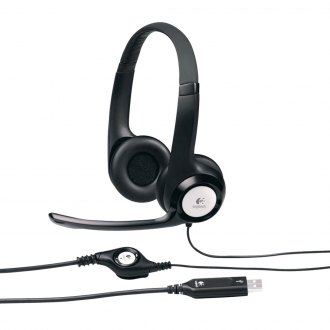 Logitech® - H390 ClearChat Comfort USB Headset
