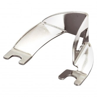 Lokar® - Polished Stainless Kickdown Bracket
