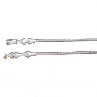 Lokar® - Hi-Tech Polished Throttle Cable
