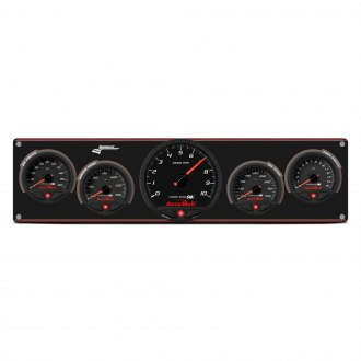 Longacre® - AccuTech™ SMi™ Gauge Black Aluminum Panels