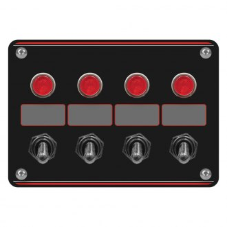 Longacre® - Accessory Switch Panel