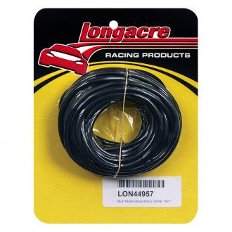 Longacre® - 16 Gauge 15' Electrical Wire, Black