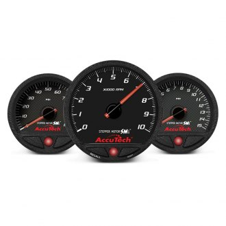 Longacre® - AccuTech™ SMi™ Weather Resistant Gauges
