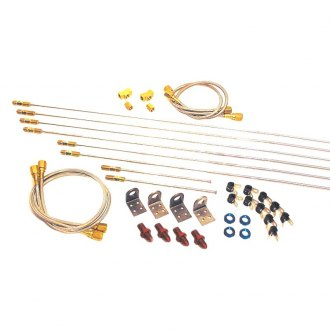 Longacre® - Complete Brake Line Kit