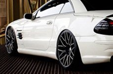 LORENZO® - Wheels on Mercedes SL Class