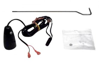 Lowrance ice transducer for Lowrance trolling motor transducer installation