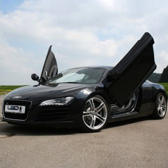 Audi R8 Lambo Doors Vertical Doors Conversion Kits