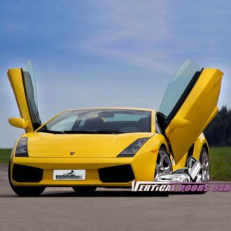 LSD Doors® - Lambo Vertical Doors Kit