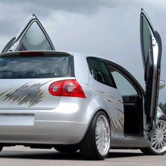 Volkswagen Golf GTI Lambo Doors