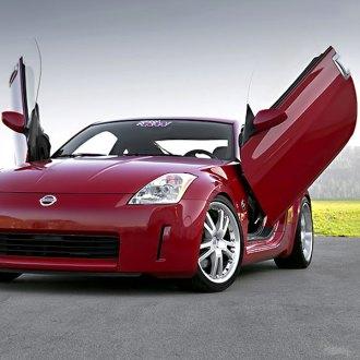 2004 Nissan 350z Lambo Doors Vertical Doors Kits Carid Com
