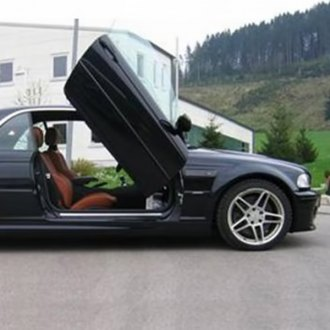 LSD-Doors® - Lambo Vertical Doors