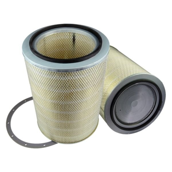 Air Cleaner Cap : Luber finer laf air filter with closed top end cap