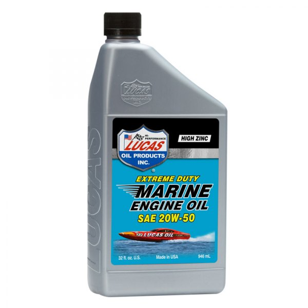 Lucas Oil Extreme Duty Marine Sae 20w 50 Engine Oil