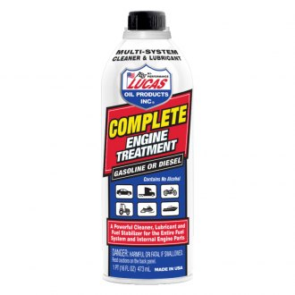 Lucas Oil® - Complete Engine Treatment