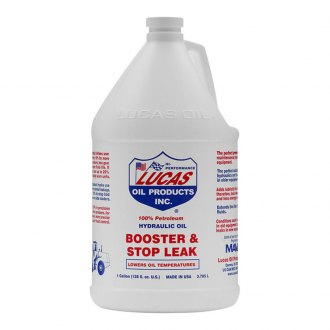 Lucas Oil® - Hydraulic Oil Booster/Stop Leak, 1 Gallon
