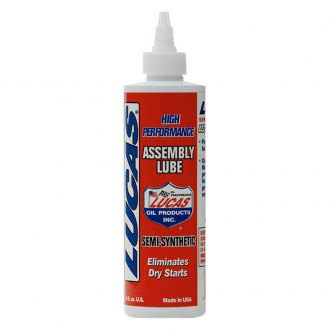 Lucas Oil® - High Performance Semi-Synthetic Assembly Lube 8 oz