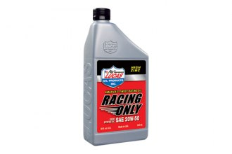 Lucas Oil® - SAE 20W-50 Semi-Synthetic Racing Oil