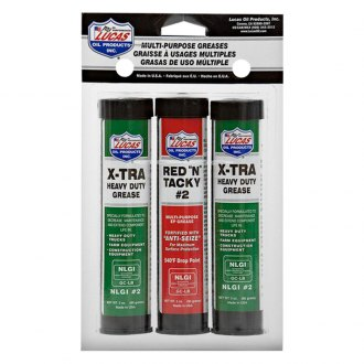 Lucas Oil® - Heavy Duty Grease Pack