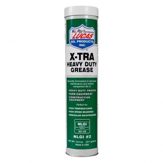Lucas Oil® - X-Tra™ Heavy Duty Grease, 16 oz