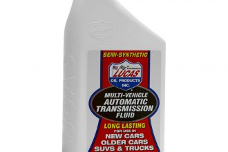 Lucas Oil® - Multi-Vehicle™ Semi-Synthetic Automatic Transmission Fluid