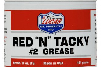 Lucas Oil® - Red N Tacky™ Multi-Purpose Grease, 16 oz