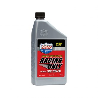 Lucas Oil® - Synthetic Racing Oil