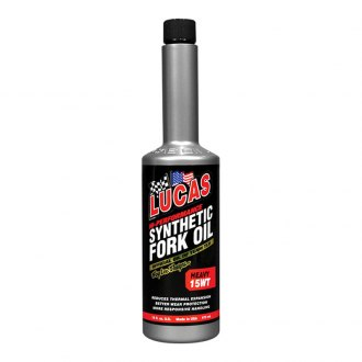 Lucas Oil® - SAE 15 WT Moto Synthetic Fork Oil, 16 oz