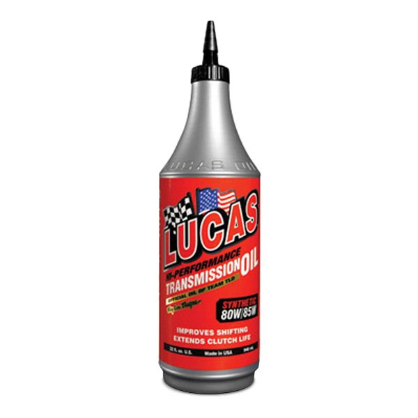 lucas oil 10778 sae 80w 85 synthetic motorcycle transmission oil 1 quart. Black Bedroom Furniture Sets. Home Design Ideas
