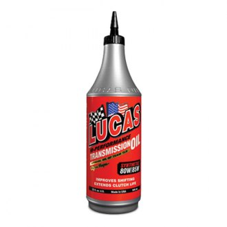 Lucas Oil® - SAE 80W-85 Synthetic Motorcycle Transmission Oil 1 Quart