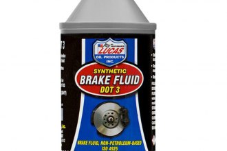 Lucas Oil® - DOT 3 Synthetic Brake Fluid