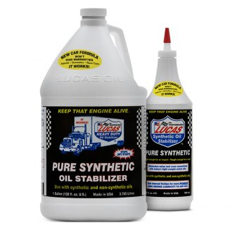 Lucas Oil® - Pure Synthetic Oil Stabilizer