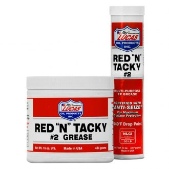 Lucas Oil® - Red N Tacky™ Multi-Purpose Grease