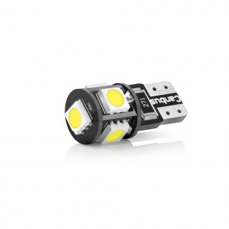 Lumen® - Replacement Short LED Bulb (194 / T10, Amber)