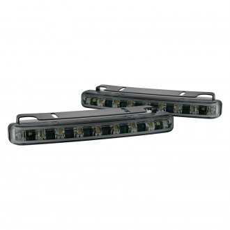 "Lumen® - 6.25"" Smoke LED Daytime Running Lights"