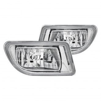 2000 honda odyssey custom factory headlights. Black Bedroom Furniture Sets. Home Design Ideas