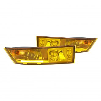 Lumen® - Yellow Fog Lights with LED DRL