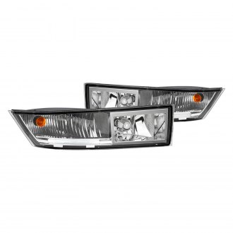 Lumen® - Fog Lights with LED DRL