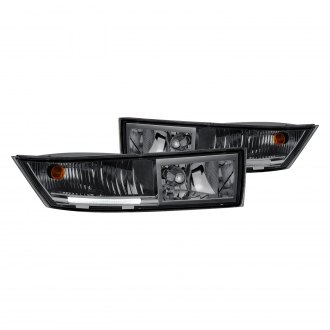 Lumen® - Smoke Fog Lights with LED DRL