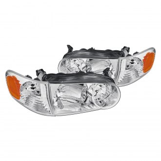 Lumen® - Chrome Euro Headlights