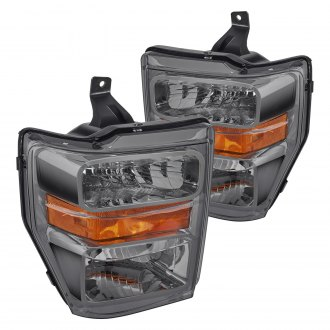 Lumen® - Black/Smoke Factory Style Headlights