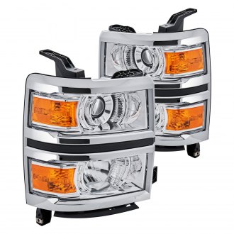 Lumen® - Chrome Projector Headlights