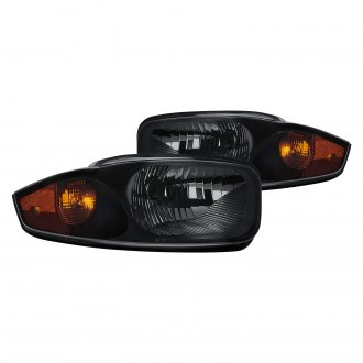 Lumen Black Smoke Factory Style Headlights