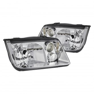 Lumen Chrome Factory Style Headlights