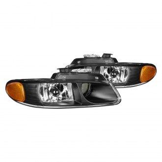 Lumen Black Projector Headlights