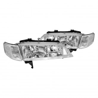 Lumen® - Chrome Factory Style Headlights