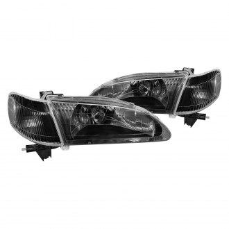 2000 Toyota Corolla Custom Factory Headlights Carid Com