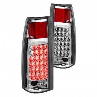 Lumen® - Chrome LED Tail Lights