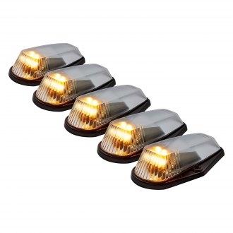 Lumen® - Chrome LED Cab Roof Lights