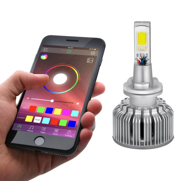 Lumen® - App Controlled RGB LED Conversion Kit (880)